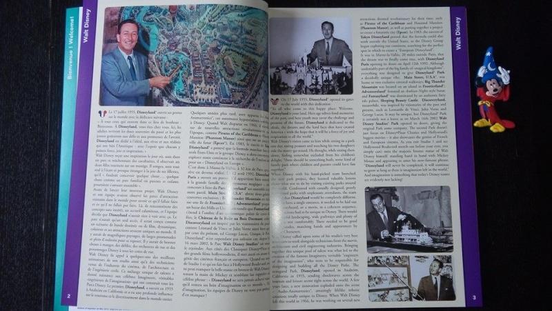 [Livre] Nouvelle édition de Disneyland Paris Souvenirs Mickey12