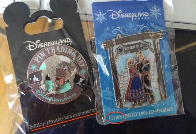 Le Pin Trading à Disneyland Paris - Page 31 Img_0710