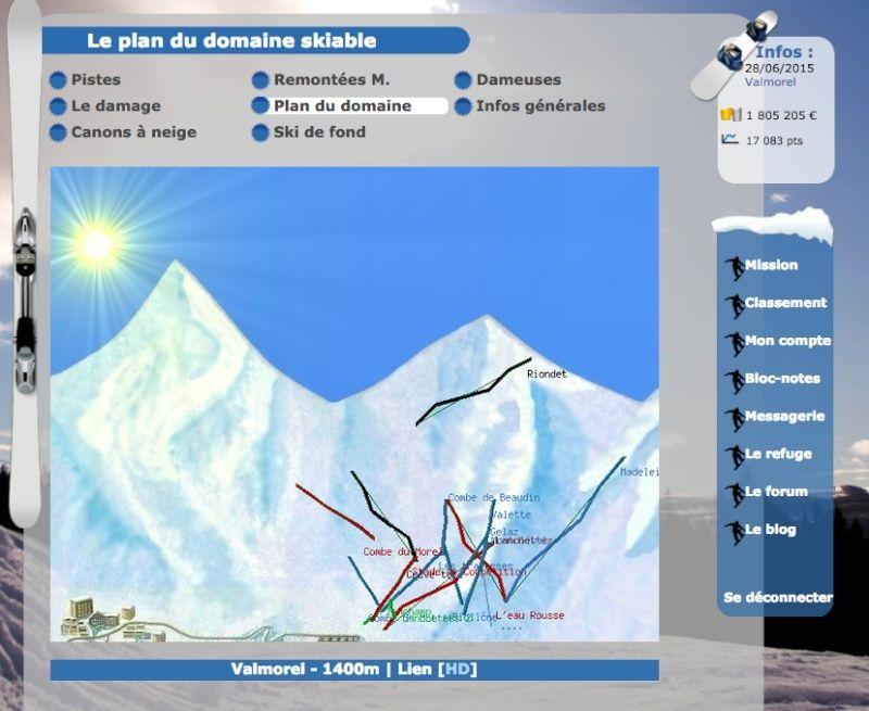 Jeux de gestion station de ski Captur24