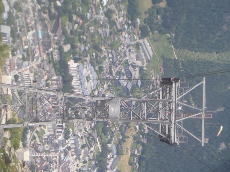 Téléphérique bicâble à va et vient 63 places (TPH 63) du Plan de l'Aiguille (ou Aiguille du Midi 1)  Sam_0410