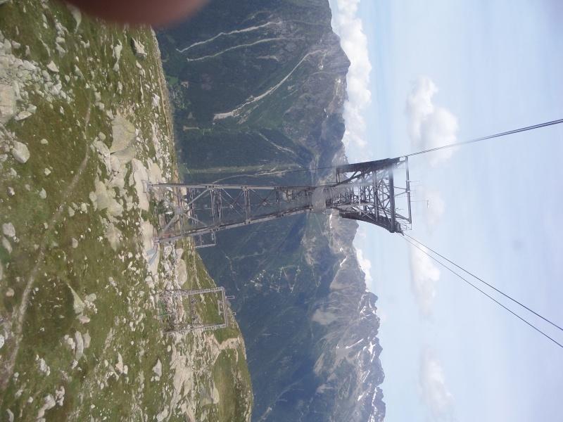 Téléphérique bicâble à va et vient 63 places (TPH 63) du Plan de l'Aiguille (ou Aiguille du Midi 1)  Sam_0411