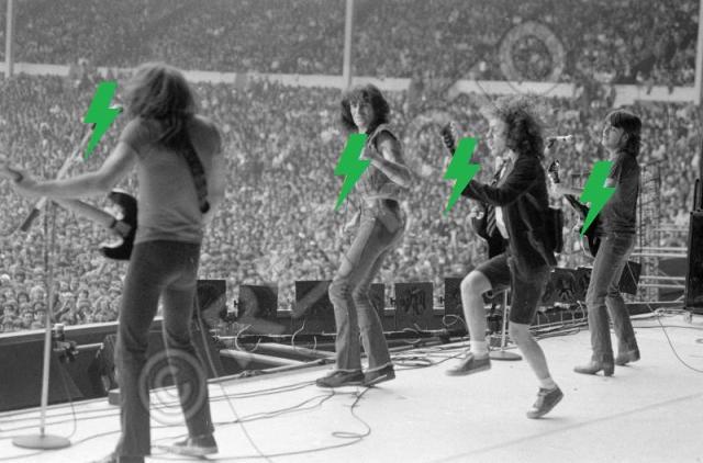 1979 / 08 / 18 - UK, London, The empire stadium wembley 09_10