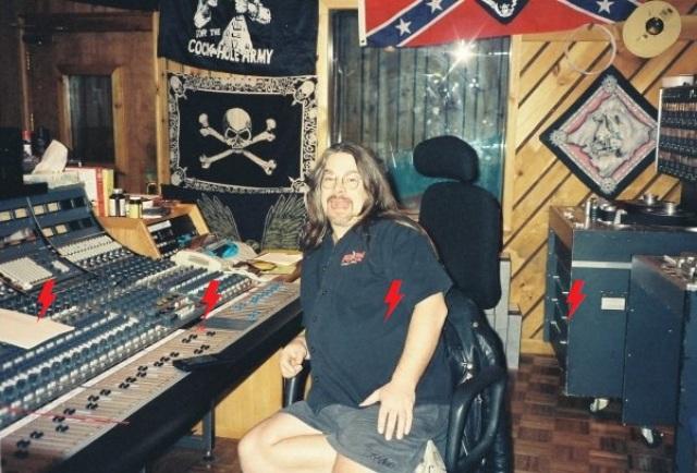 1995 / 08 / ?? - USA, New York, Power station studios 1010