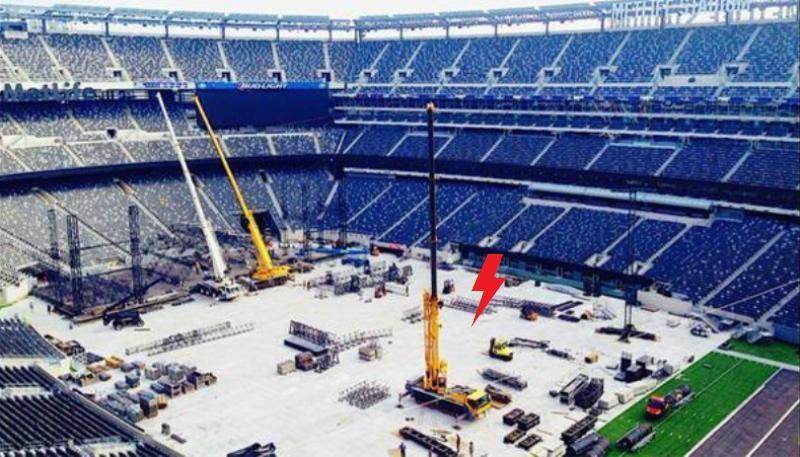 2015 / 08 / 26 - USA, East Rutherford, Metlife stadium 1102