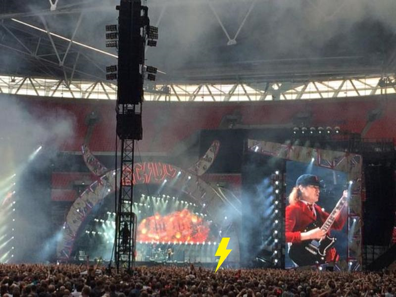 2015 / 07 / 04 - UK, London, Wembley stadium 1120