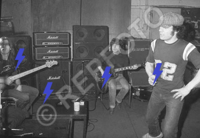 1980 / 04 / ?? - UK, London, Vanilla studios 1214