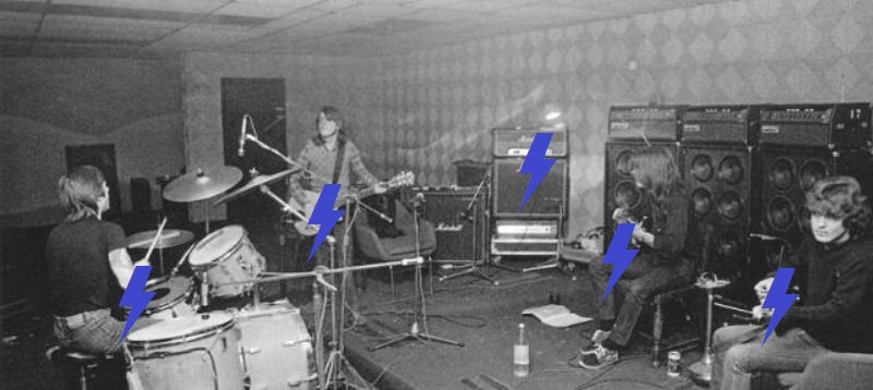 1980 / 04 / ?? - UK, London, Vanilla studios 1314