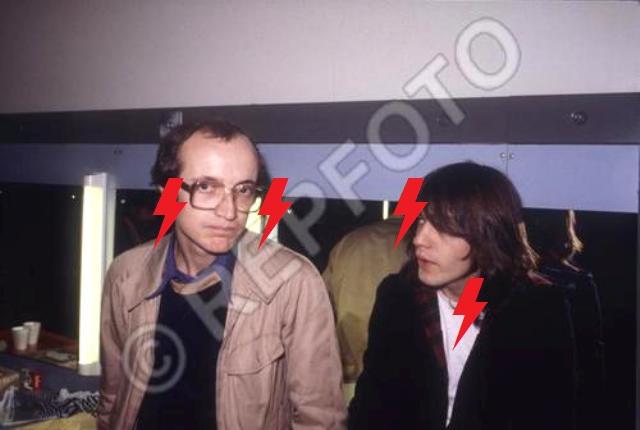 1980 / 02 / 06 - UK, Borehamwood, Elstree studios 144