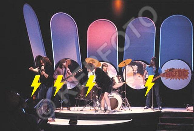 1980 / 02 / 06 - UK, Borehamwood, Elstree studios 146
