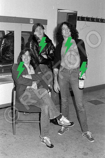 1980 / 02 / 06 - UK, Borehamwood, Elstree studios 147