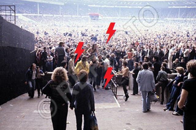 1979 / 08 / 18 - UK, London, The empire stadium wembley 153