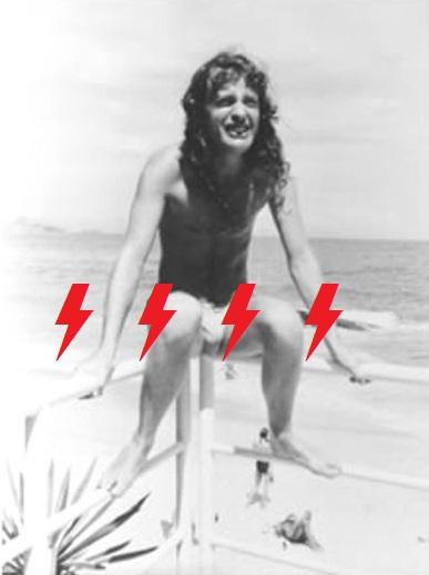 1985 / 01 / 19 - BRA, Rio, Ipanema beach 154