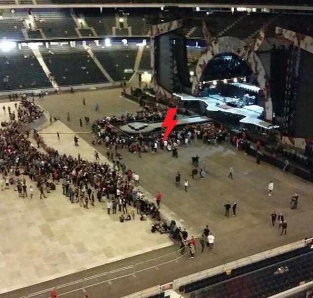 2015 / 07 / 19 - SWE, Solna, Friends arena 190