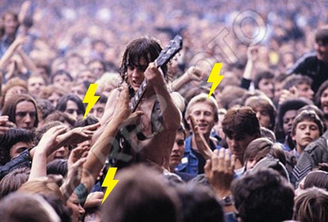 1979 / 08 / 18 - UK, London, The empire stadium wembley 245