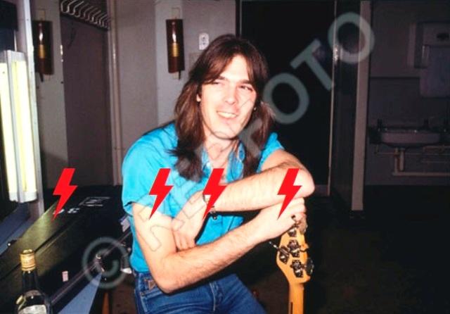 1980 / 02 / 06 - UK, Borehamwood, Elstree studios 247