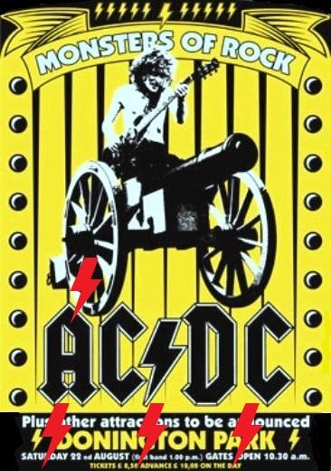 1981 / 08 / 22 - UK, Donington, Castle park 250