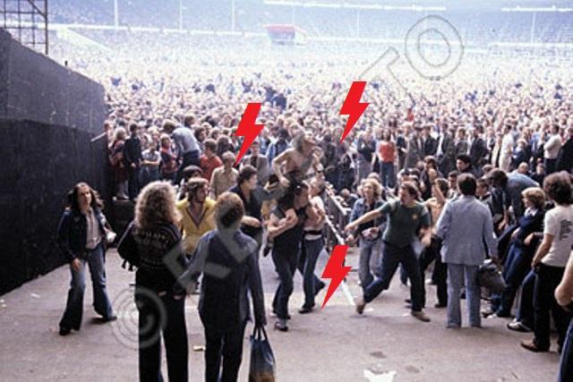 1979 / 08 / 18 - UK, London, The empire stadium wembley 255