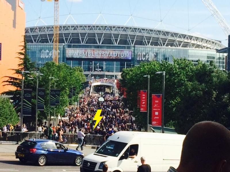 2015 / 07 / 04 - UK, London, Wembley stadium 281