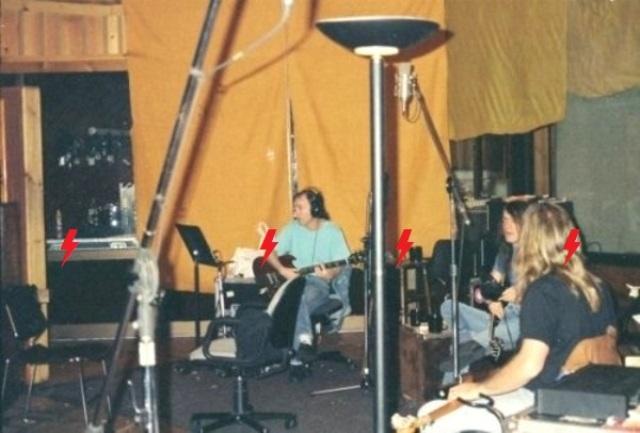 1995 / 08 / ?? - USA, New York, Power station studios 311