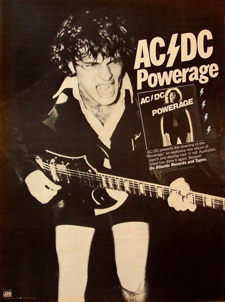 1978 - Powerage 33610