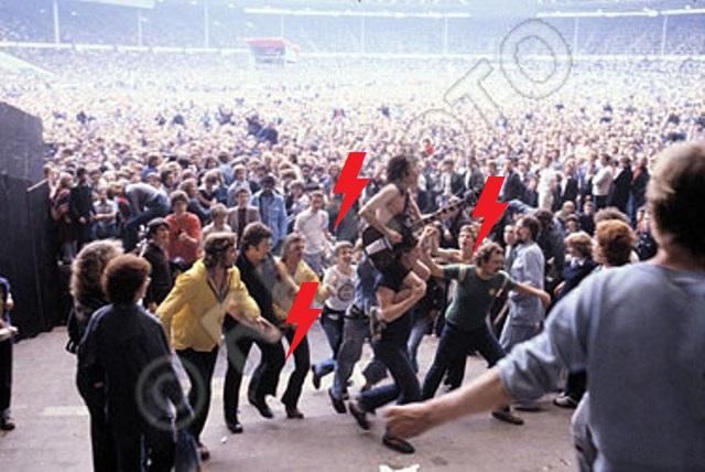 1979 / 08 / 18 - UK, London, The empire stadium wembley 351