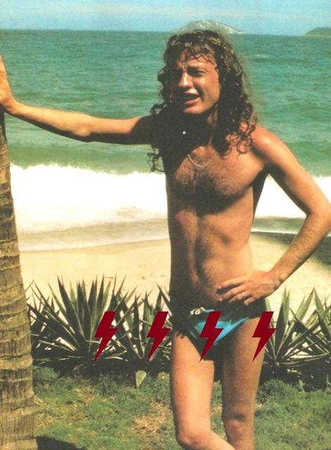 1985 / 01 / 19 - BRA, Rio, Ipanema beach 352