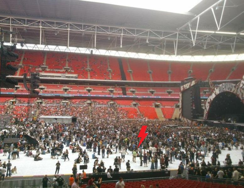 2015 / 07 / 04 - UK, London, Wembley stadium 371