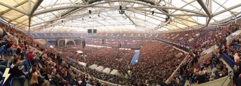2015 / 07 / 12 - GER, Gelsenkirchen, Veltins arena 375