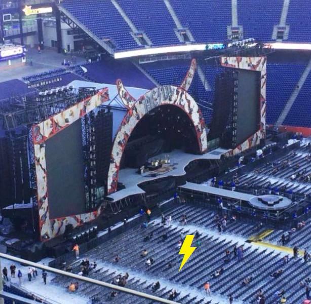 2015 / 08 / 22 - USA, Foxborough, Gillette stadium 392