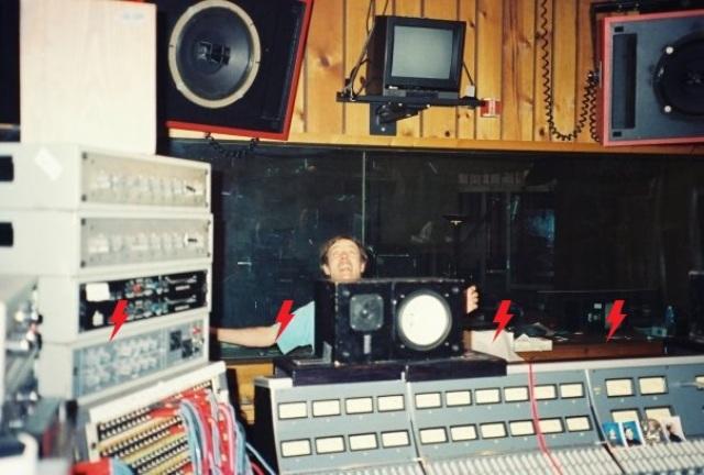 1995 / 08 / ?? - USA, New York, Power station studios 411