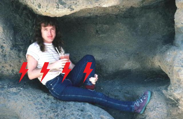 1985 / 10 / 18 - USA, Inglewood, Kooyoora state park 416