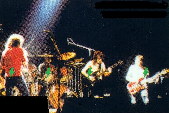 1981 / 01 / 25 - BEL, Brussels, Forest national 417