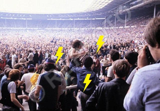 1979 / 08 / 18 - UK, London, The empire stadium wembley 437