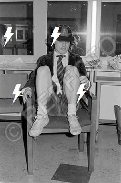1980 / 02 / 06 - UK, Borehamwood, Elstree studios 438