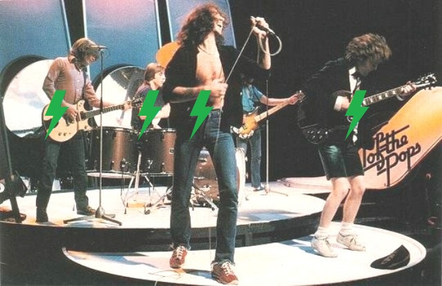 1980 / 02 / 06 - UK, Borehamwood, Elstree studios 440