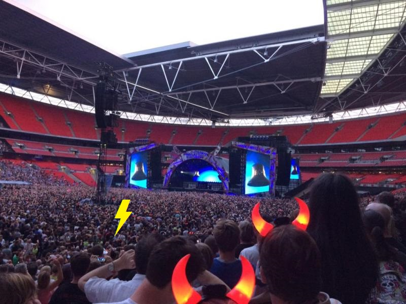 2015 / 07 / 04 - UK, London, Wembley stadium 465