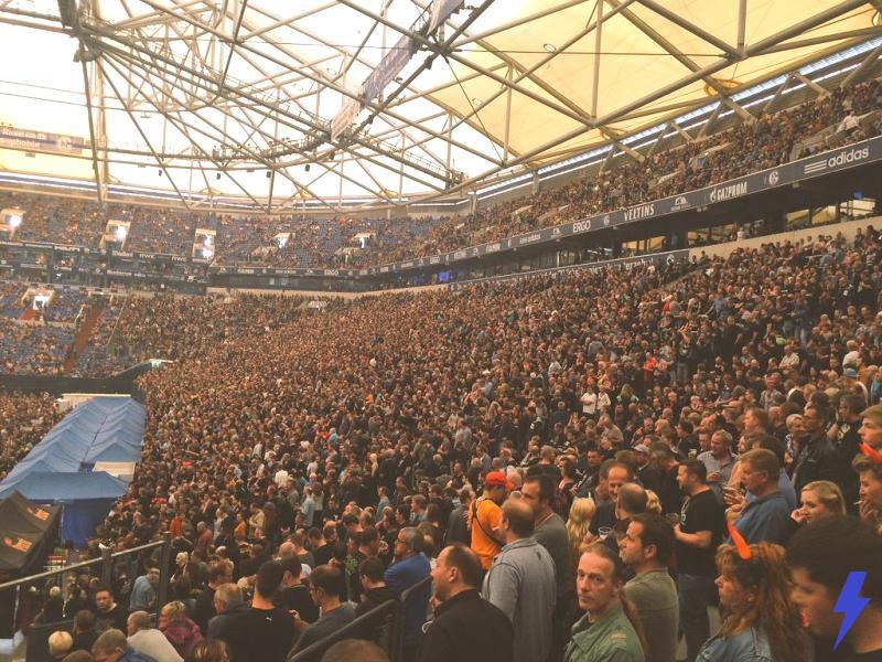 2015 / 07 / 12 - GER, Gelsenkirchen, Veltins arena 469