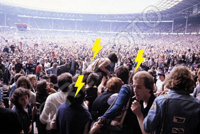 1979 / 08 / 18 - UK, London, The empire stadium wembley 533