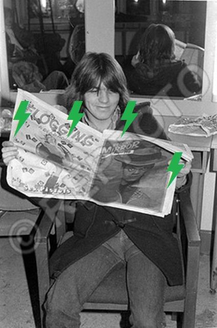 1980 / 02 / 06 - UK, Borehamwood, Elstree studios 535