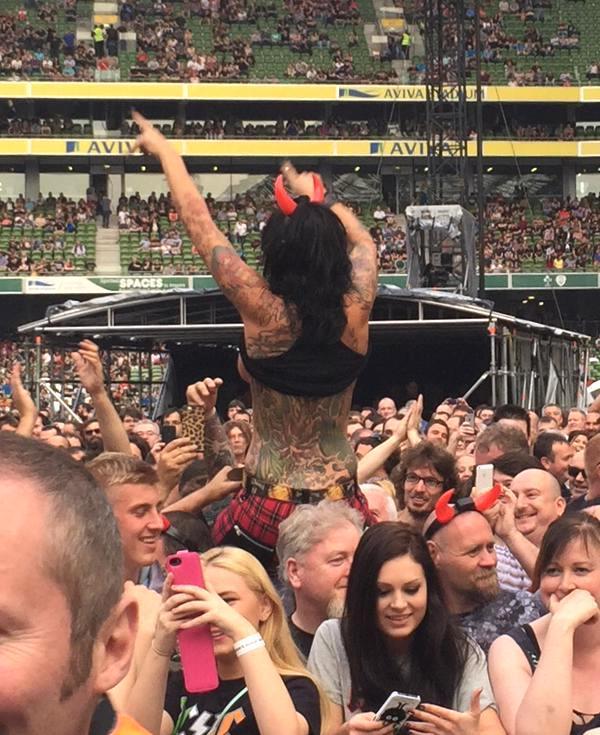 2015 / 07 / 01 - IRL, Dublin, Aviva stadium 556