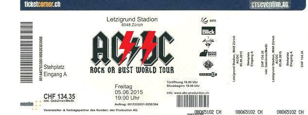 2015 / 06 / 05 - CH, Zurich, Letzigrund stadion Acdczu10