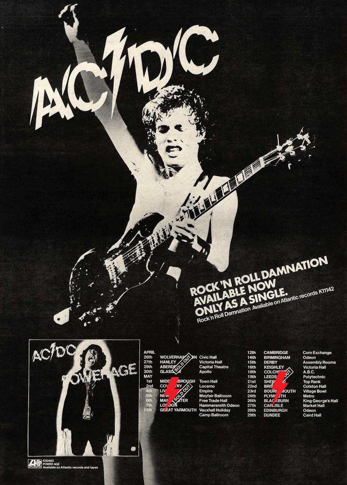 1978 - Powerage Cxvbc10