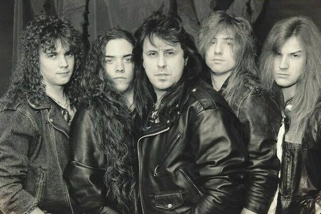 Heaven vocalist Allan Fryer dies after cancer battle   Heaven10