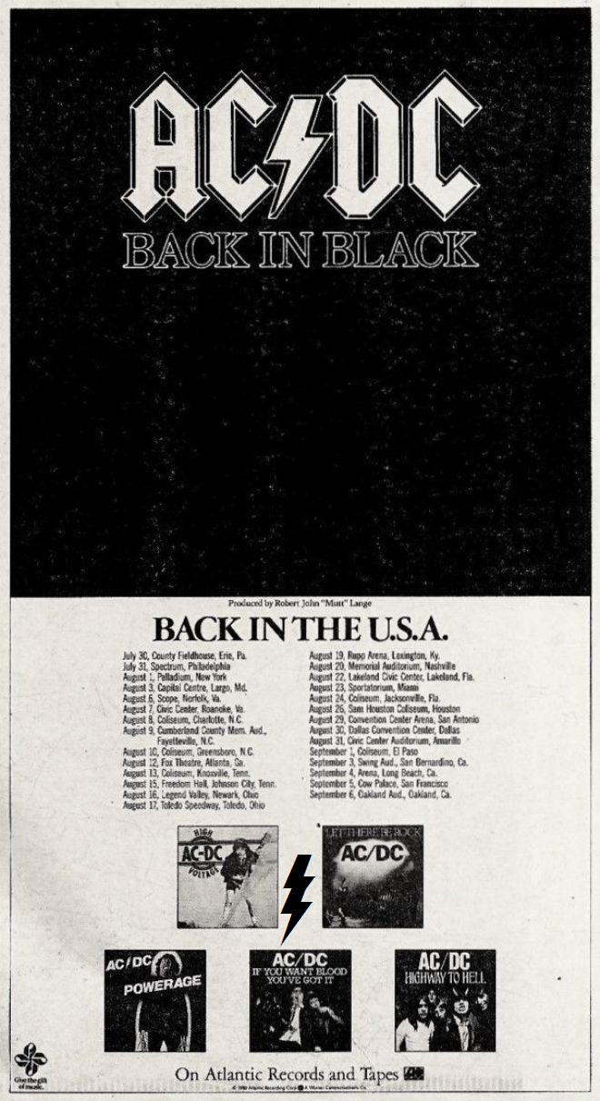 1980 - Back in black K_iu10