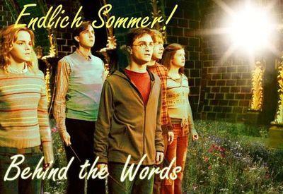 Behind The Words wünscht einen schönen Sommer! Summer13