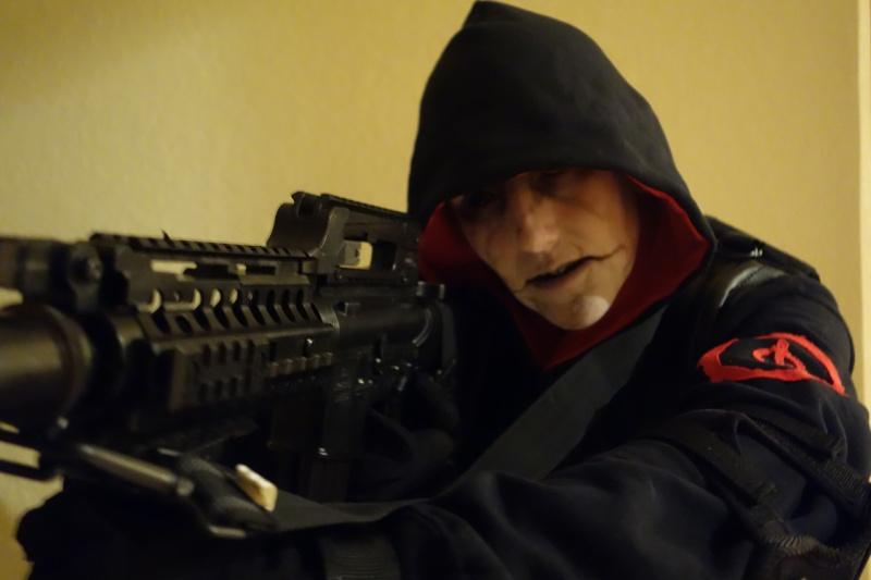 Photos of last Halloween's Quinlan/Vaun cosplay 211