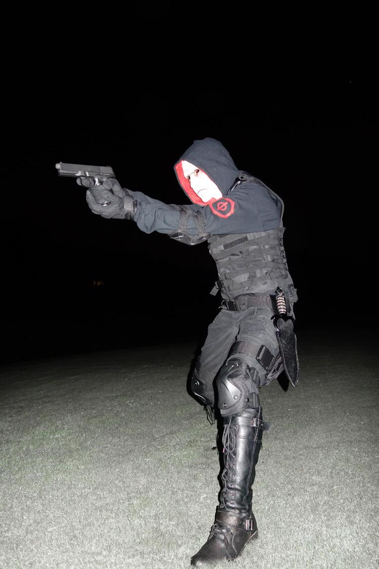 Photos of last Halloween's Quinlan/Vaun cosplay 810