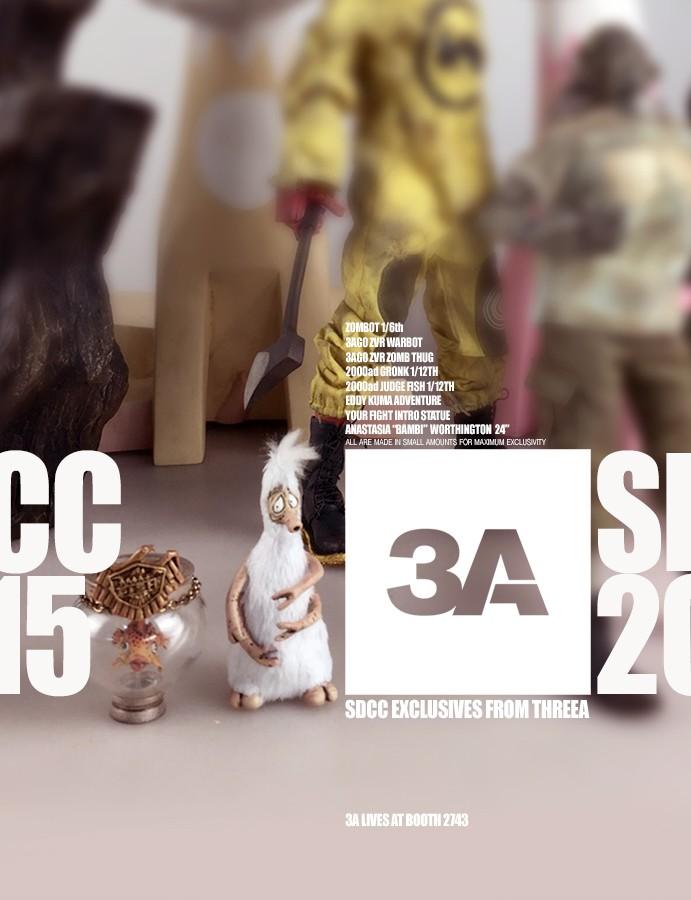 SAN DIEGO COMIC-CON INTERNATIONAL 2016 - Page 2 Sdccea10