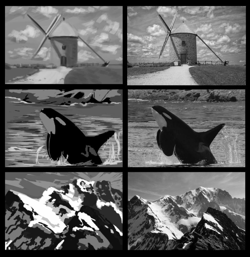 Les gribouilles d'Atna: objectif landscape et persos - Page 6 Etudes11