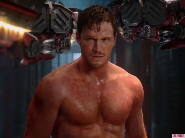 Chris Pratt meets the Avengers Images11